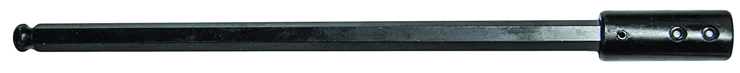 Century Drill and Tool 38306 6-Inch Self Feed Wood Drill Bit Extension