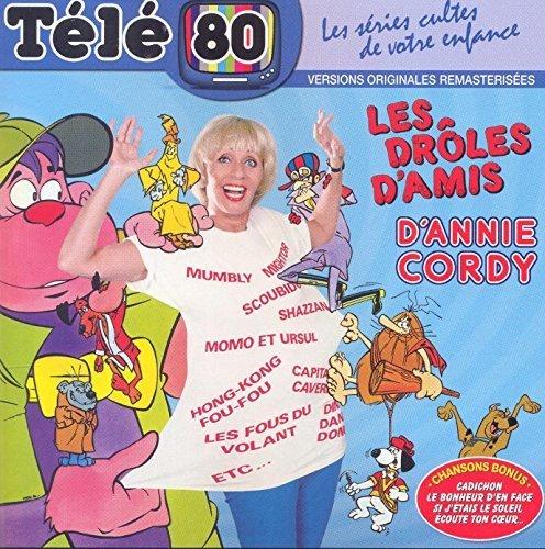 Tele 80 Les Droles D'Amis by Cordy, Annie (2014-10-28?