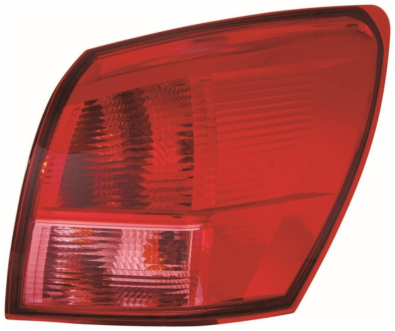 Qashqai 2007-2010 Outer Wing Rear Tail Light Lamp O//S Drivers Right