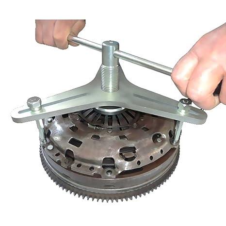 SAC de embrague Juego de herramientas Sac 34 piezas División 3 + 4 orificios Completo 410110l