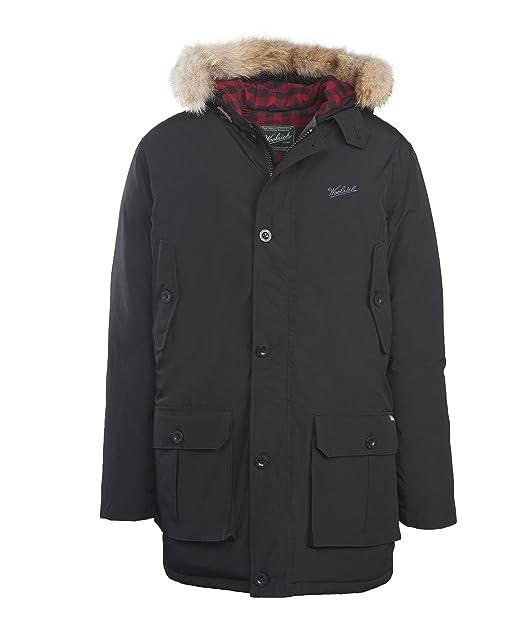 Amazon.com: Woolrich Arctic Parka para hombre: Clothing
