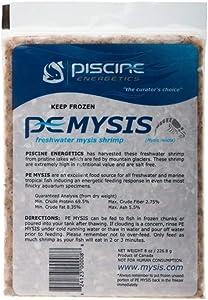 Piscine Energetics Inc. PE Freshwater Mysis Shrimp - 40 oz (Flat Pack)