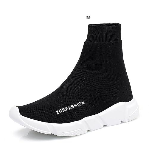 Coreano Calcetines Zapatos En Primavera,Zapatillas De Deporte De La Mujer,Suela Gruesa Zapatos Casuales De Plano,Zapatos De La Alta Ayuda del Estudiante ...