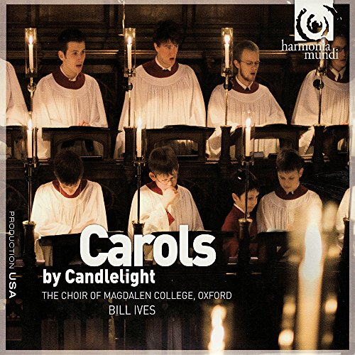 Carols by Candlelight Oxford Christmas Lights