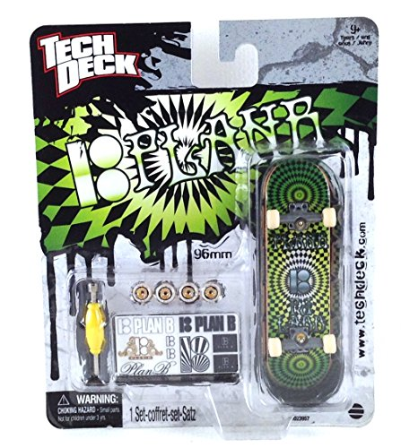 TECH DECK Plan B PJ Ladd 20023957