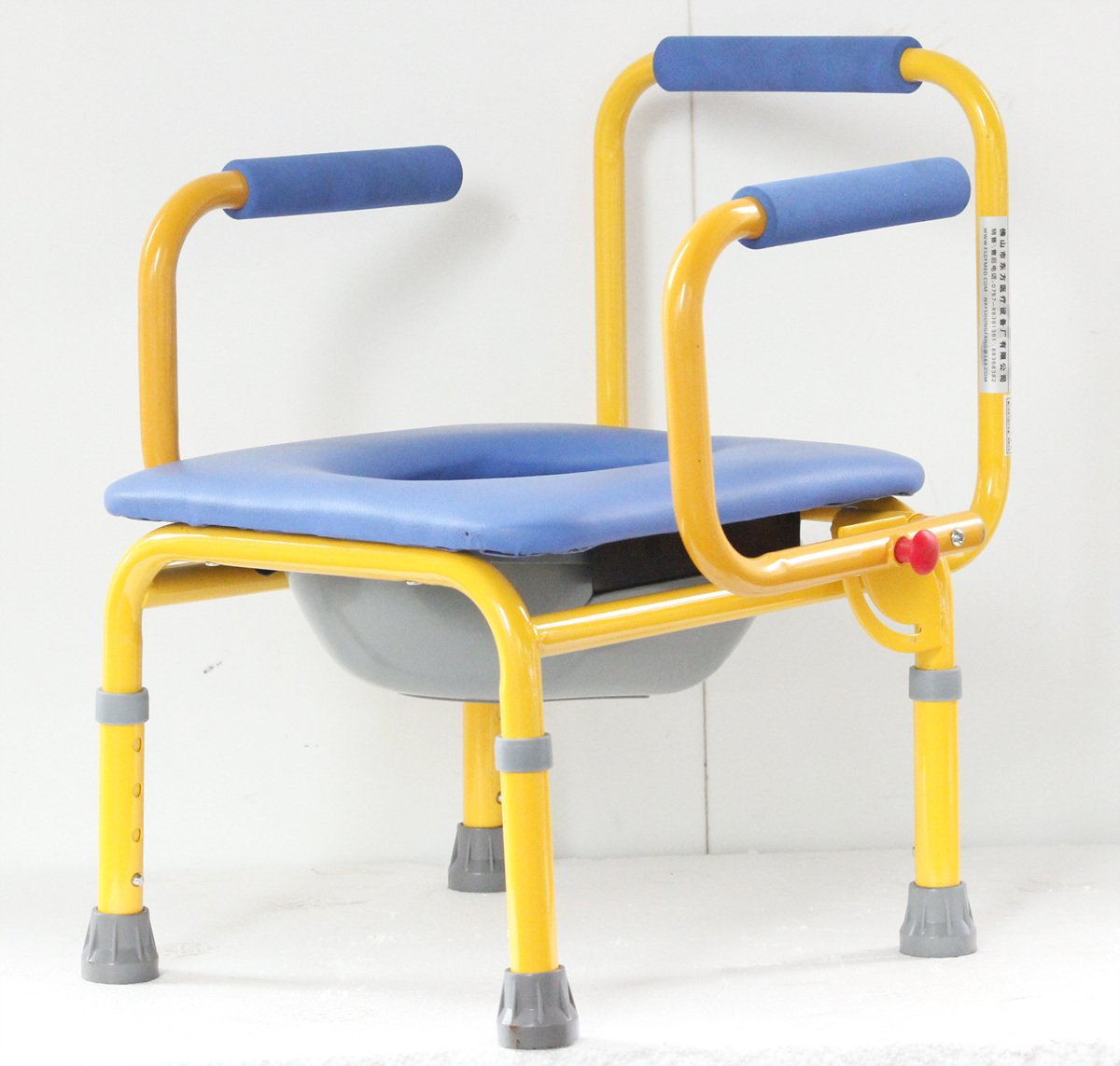 jiaminmin Elderly COMMODE chairs the disabled toilets toilet seat chairs for domestic use in pregnant women and children move the toilet chairs xinxin.com