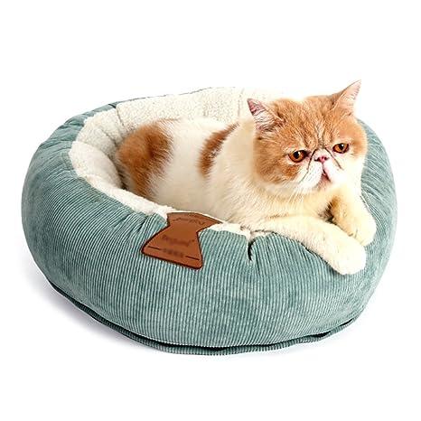 Upsmile - Cama para gato para mascotas, cama suave, cómoda para casa, cachorro