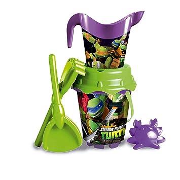 Mondo Toys Ninja Turtles Conjunto Playa: Amazon.es: Juguetes ...