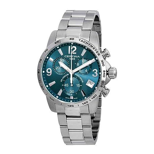 Certina DS Podium Reloj de Hombre Cuarzo 41mm C034.417.11.097.00: Amazon.es: Relojes