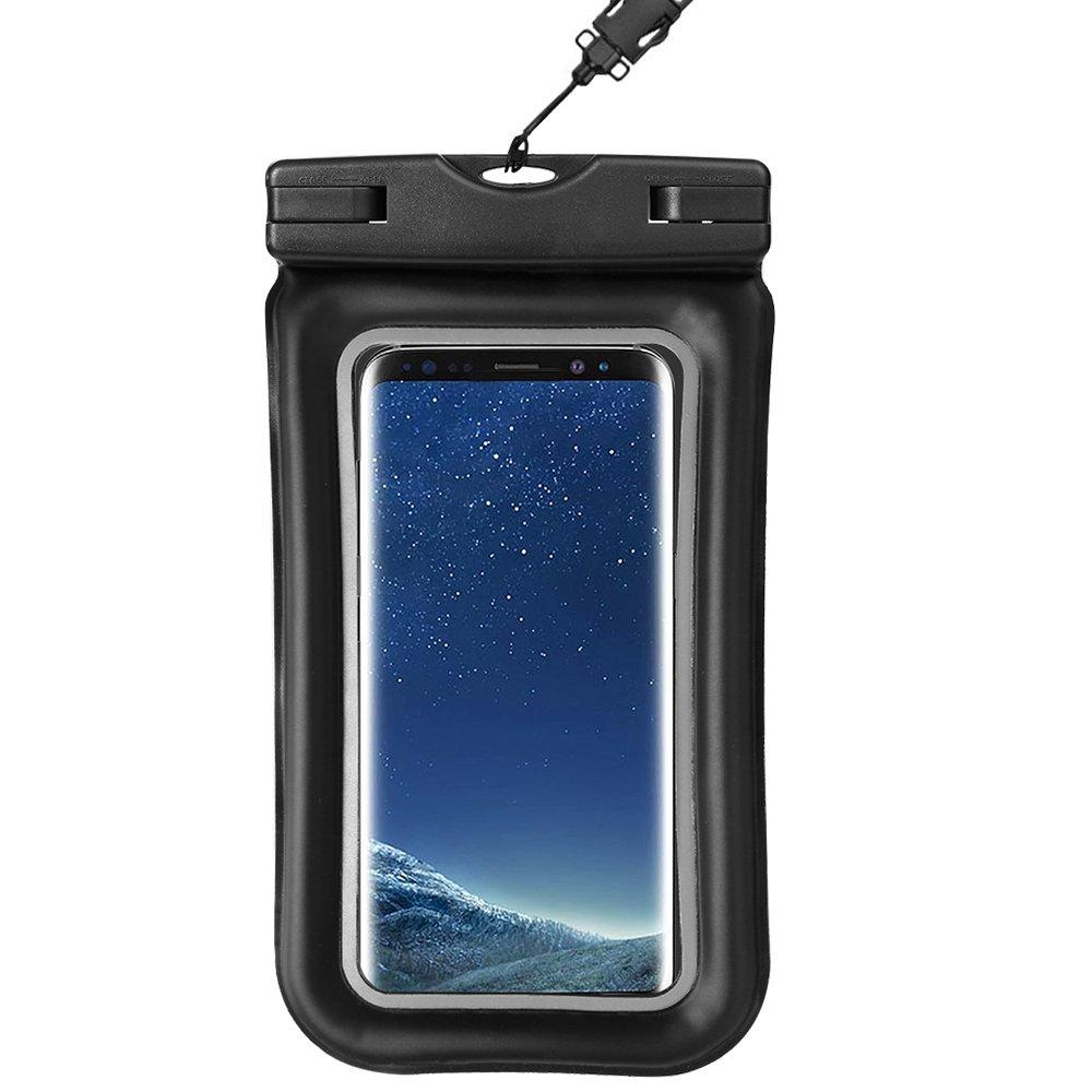 Premium Waterproof Bag Dry Pouch Case for LG G7 / G6 / LG G7 ThinQ/LG V30 /  LG V35 ThinQ/LG Stylo 4 / LG Q Stylus/LG Phoenix Plus/Nokia 6 1