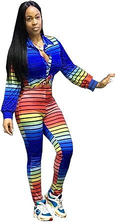 Ropa Casual Mujer 2 Pantalones Blusas Y Piezas Set Elegantes Ropa De Fiesta Vintage Moda Flecos Conjunto Deportivo Manga Larga De Solapa Slim Fit Un Solo Pecho Crop Top Largo Pantalon Amazon Es