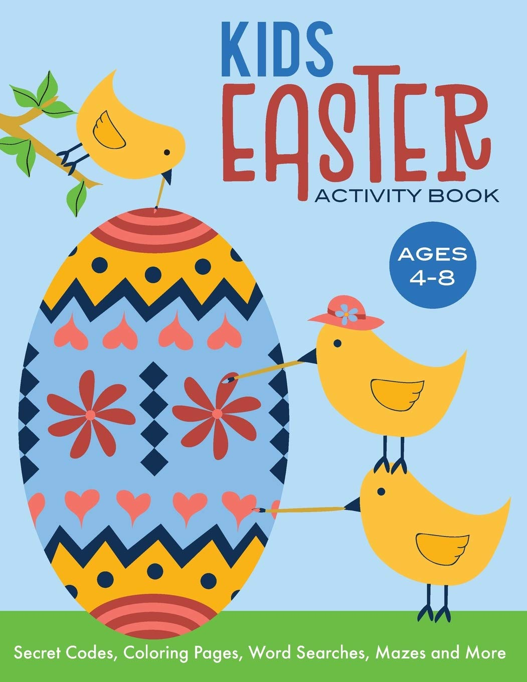 Coloring page. Easter Maze Game for Kids: Help each bunny find a ... | 1360x1051