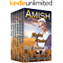 Amish Heart's Desire BoxSet: 6 Book Amish Romance Inspirational Box Set