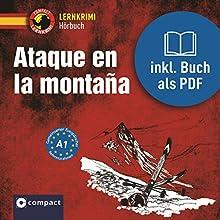 Ataque en la montaña Hörbuch von María Montes Vicente Gesprochen von: Olga Carrasquedo