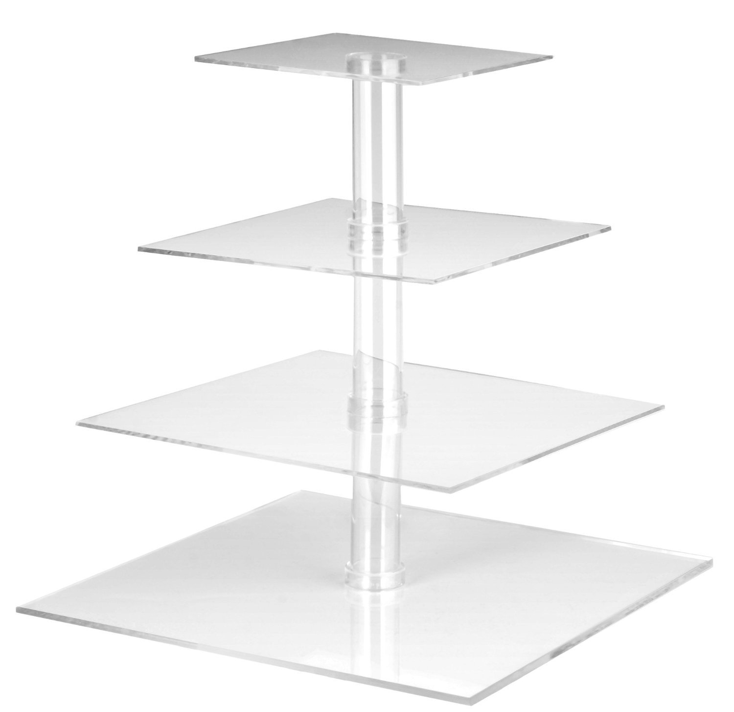 Utenlid 4-Tier Dessert Tower O...