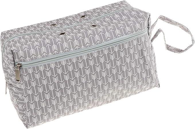sharprepublic Caja de Almacenaje Estuche de Almacenamiento para Almacenar Hilo - Gris Grande: Amazon.es: Hogar