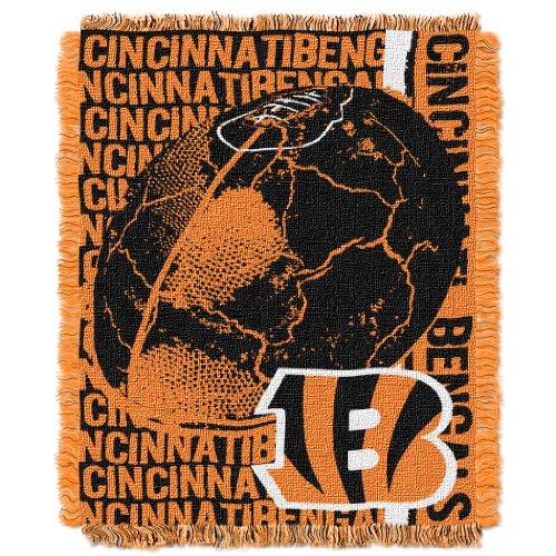 Cincinnati Bengals Woven Jacquard - 3