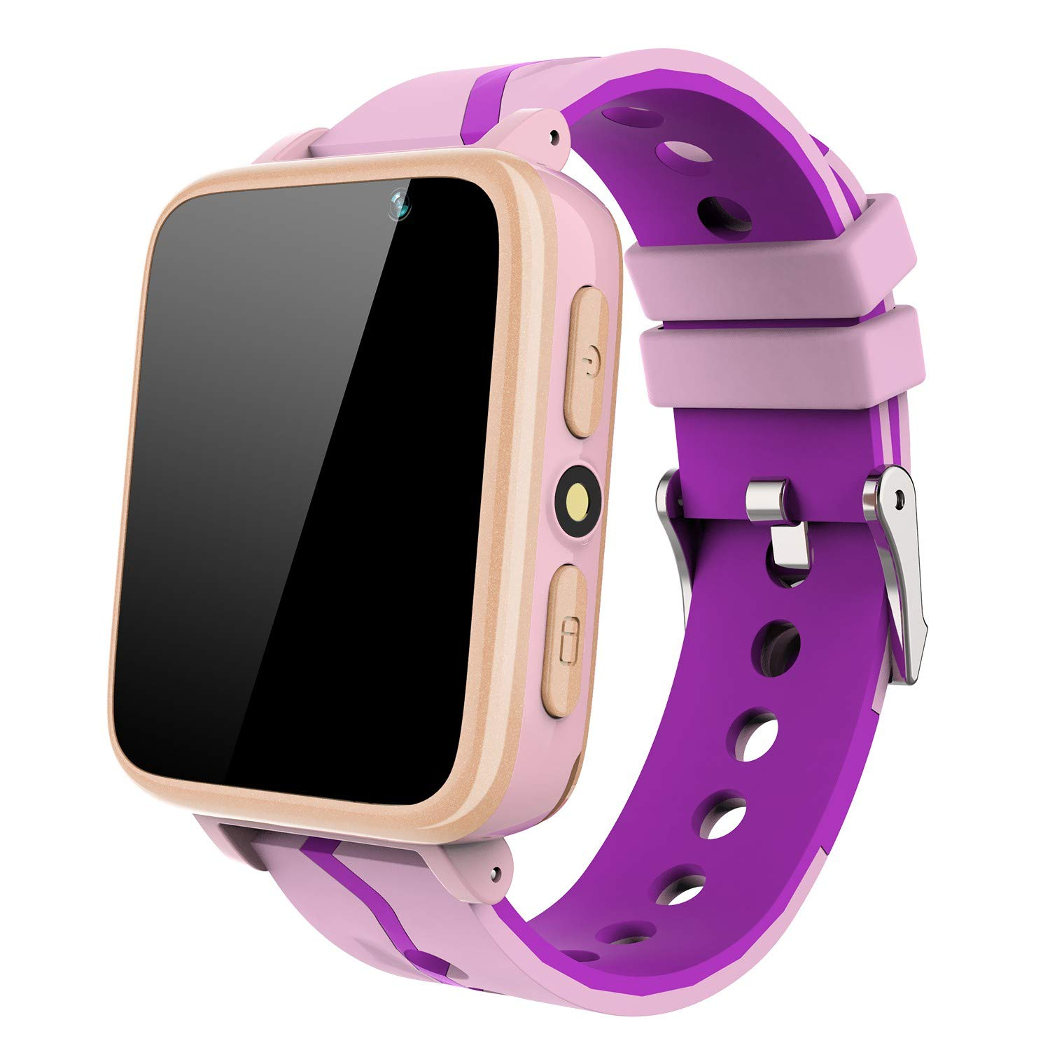 Kids Smart Watch for Boys Girls - HD Touch Screen Sports Smartwatch Phone with Call Camera Games Recorder Alarm Music Player for Children Teen ...