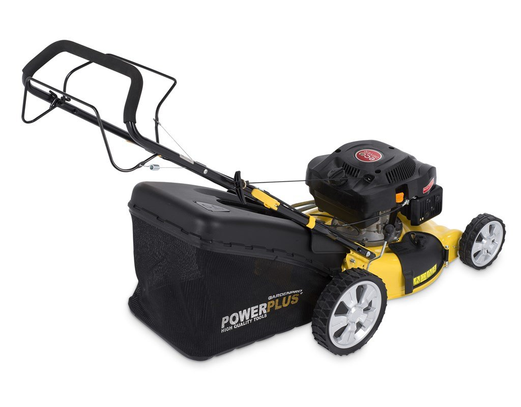 Powerplus POWXG60210 Walk behind lawn mower Gasolina ...
