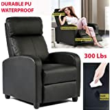 Amazon.com: Oversize Recliner Sofa Chair 350lb Heavy Duty ...