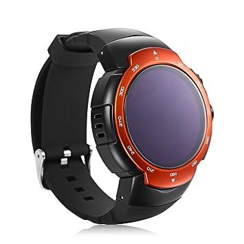 ZEEPIN Blitz - 3G Smartwatch MTK6580 Quad Core 1.3GHz 512MB RAM ...