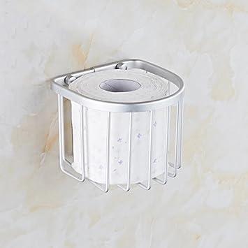 Toilettenpapierhalter, Gebürstetem Nickel Bad Papier Tissue Halter Mit  Handy Speicher Regal Bad Hardware