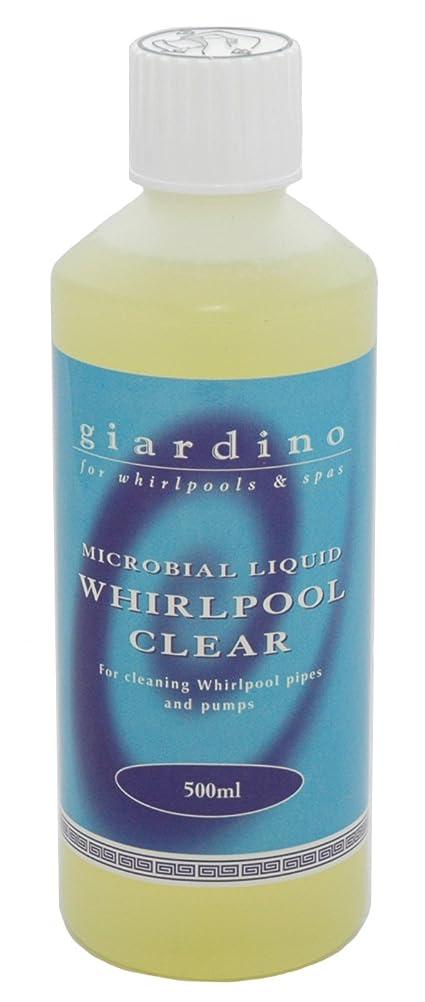 Giardino Whirlpool Clear - Whirlpool Bath Cleaner: Amazon.co.uk ...