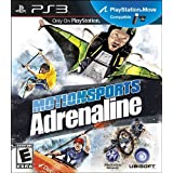 MotionSports: Adrenaline - Move Required - PlayStation 3 Standard Edition