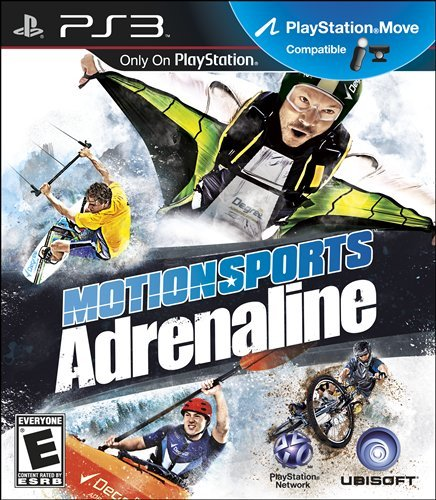 Motionsports: Adrenaline - Playstation 3