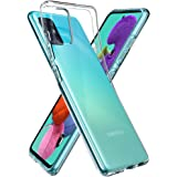 Spigen Liquid Crystal Designed for Samsung Galaxy A51 Case (2020) [NOT Compatible with Galaxy A51 5G] - Crystal Clear