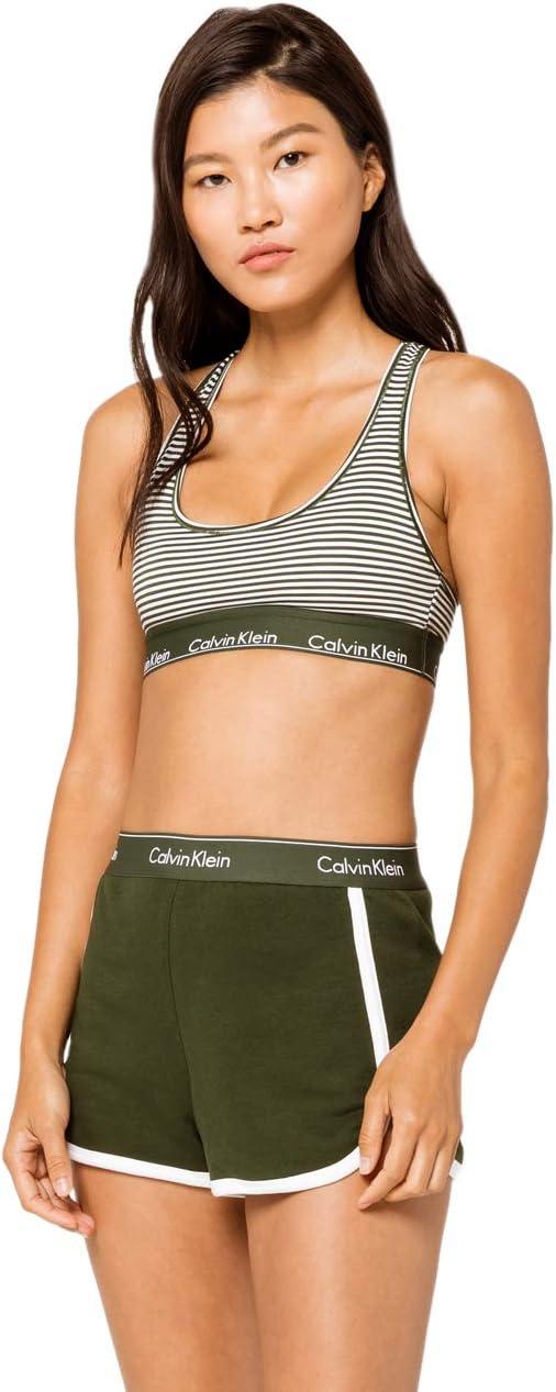 Calvin Klein Ropa Interior de algodón Moderno para Mujer ...