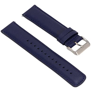 Amazon.com: Replacement Leather Bands for LG LGW110 G Watch ...
