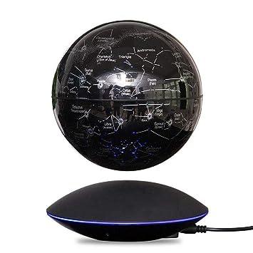 Glodqy 6 magnético de la levitación Bola LED iluminó Tierra del ...