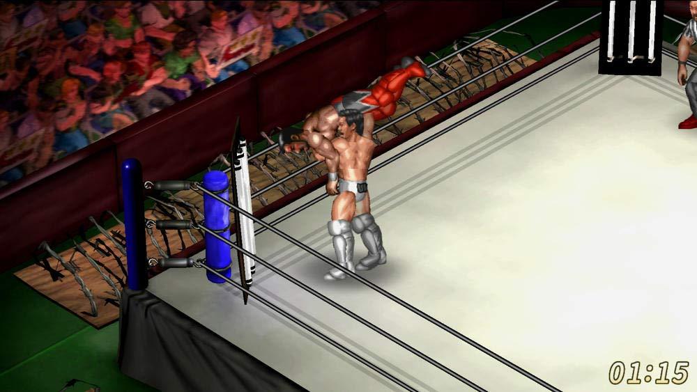 Fire Pro Wrestling World - Edición Estándar: Amazon.es ...