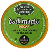 Kitchen & Housewares : Green Mountain Coffee Decaf K-Cup, Dark Magic, 12-Count