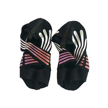 Calzado de yoga,zapatos de yoga de ballet antideslizantes ...