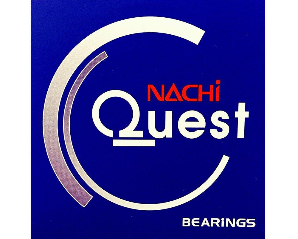 NACHI 4 Pack 6003-2NSE9 C3 Bearing 6003-2NSE9 Seals C3 6003-2RS C3 Bearings 6003 RS C3 Japan
