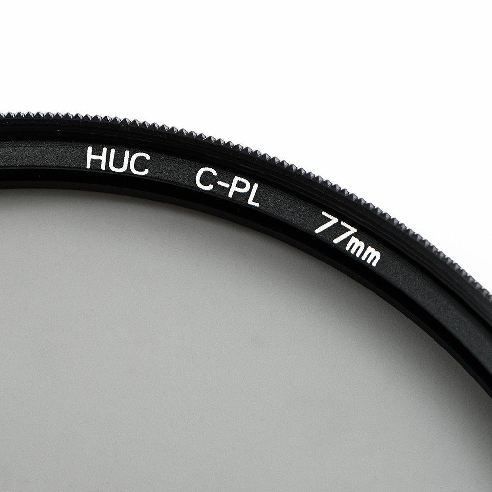 NiSi Multi Coated PRO Nano HUC C-PL Circular Polarizer Filter (67mm) by NiSi (Image #3)