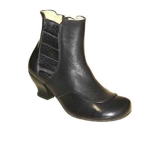 Tiggers - Botines bajos Mujer , color negro, talla 40 EU: Amazon.es: Zapatos y complementos