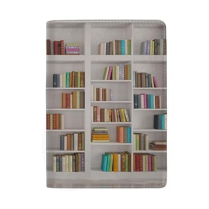 Libros en la Biblioteca Estantería Bloqueador Imprimir ...