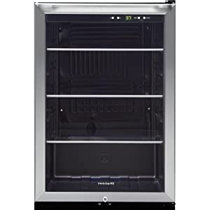 "Frigidaire FFBC4622QS22"" Stainless Steel Beverage Center"