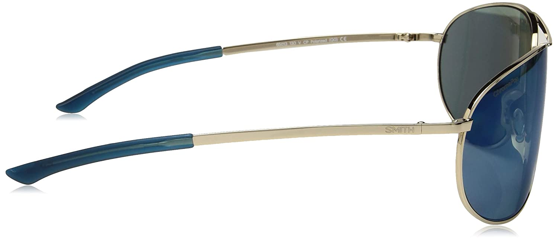47710d978f1 Amazon.com  Smith Serpico 2 ChromaPop Polarized Sunglasses