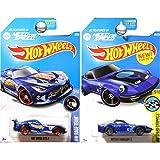 Hot Wheels 2016 Need for Speed Set Nissan Fairlady Z & SRT Viper GTS-R 2-Car Set