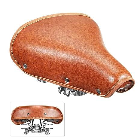 Marvelous Amazon Com Yinpinxinmao Vintage Bike Seat Cushion Bike Ibusinesslaw Wood Chair Design Ideas Ibusinesslaworg
