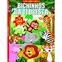 Bichinhos da Floresta - Livro Quebra-cabeça