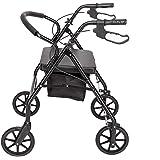 Amazon.com: Drive clever-lite Walker/Andador con asiento y ...