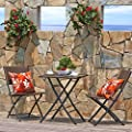 Grand Patio Rattan Bistro Sets