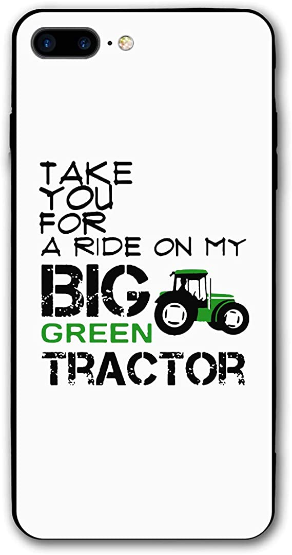 Amazon Com Take You For A Ride On My Big Green Tractor Iphone 8