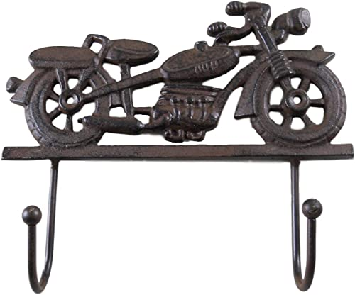 Cast Iron Motorcycle Rack