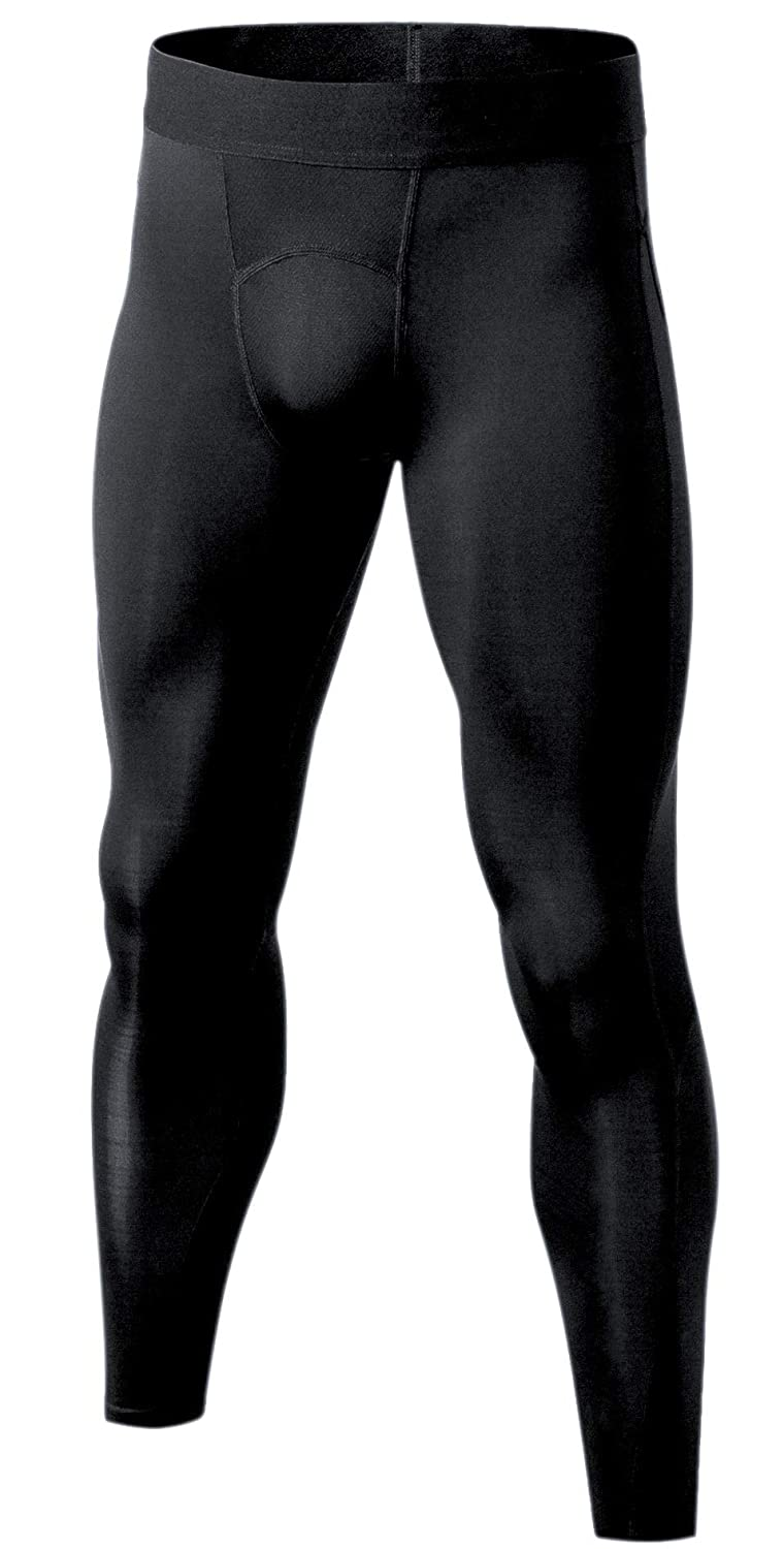 Compression Pants Men Baselayer Underwear Winter Cold Weather Thermal Gear
